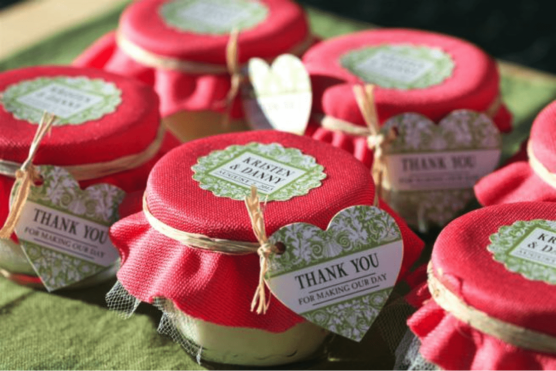 15 Creative Diy Wedding Favors Your Guests Will Cherish Forever Joy