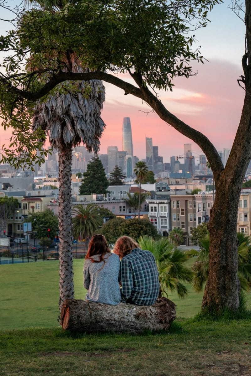 Top 10 Best Places To Propose In San Francisco Joy
