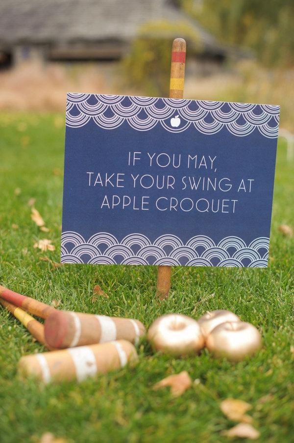 Golden Apple Croquet