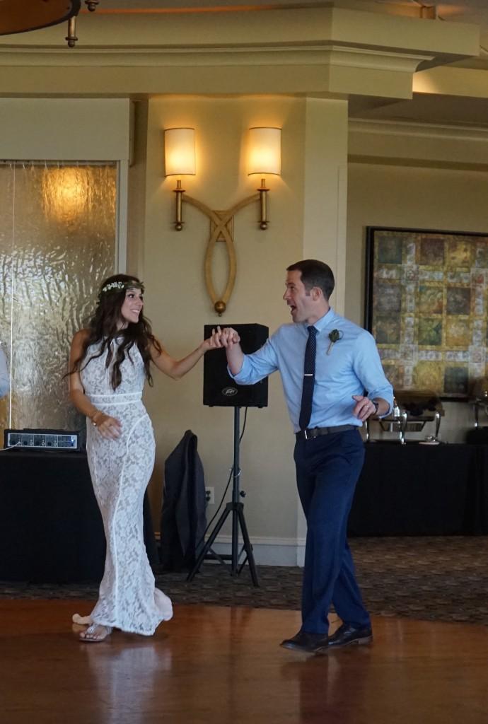 Vanessa and Joe wedding