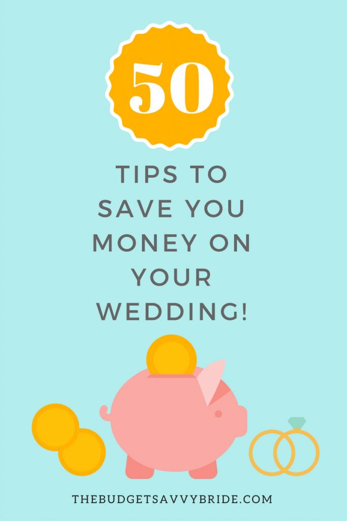 Budget Savvy Bride's Budget Wedding Tips & Tricks