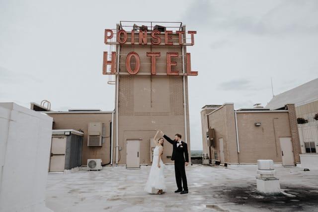 charlotte wedding photographers aly barnett