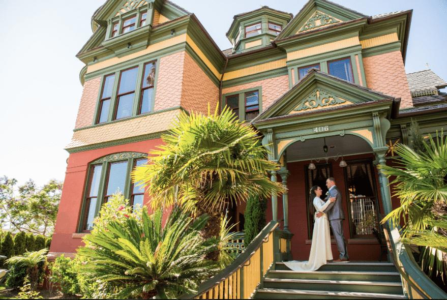 mansion wedding san diego