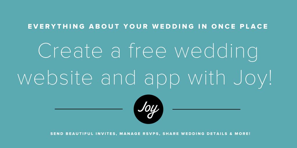 create wedding