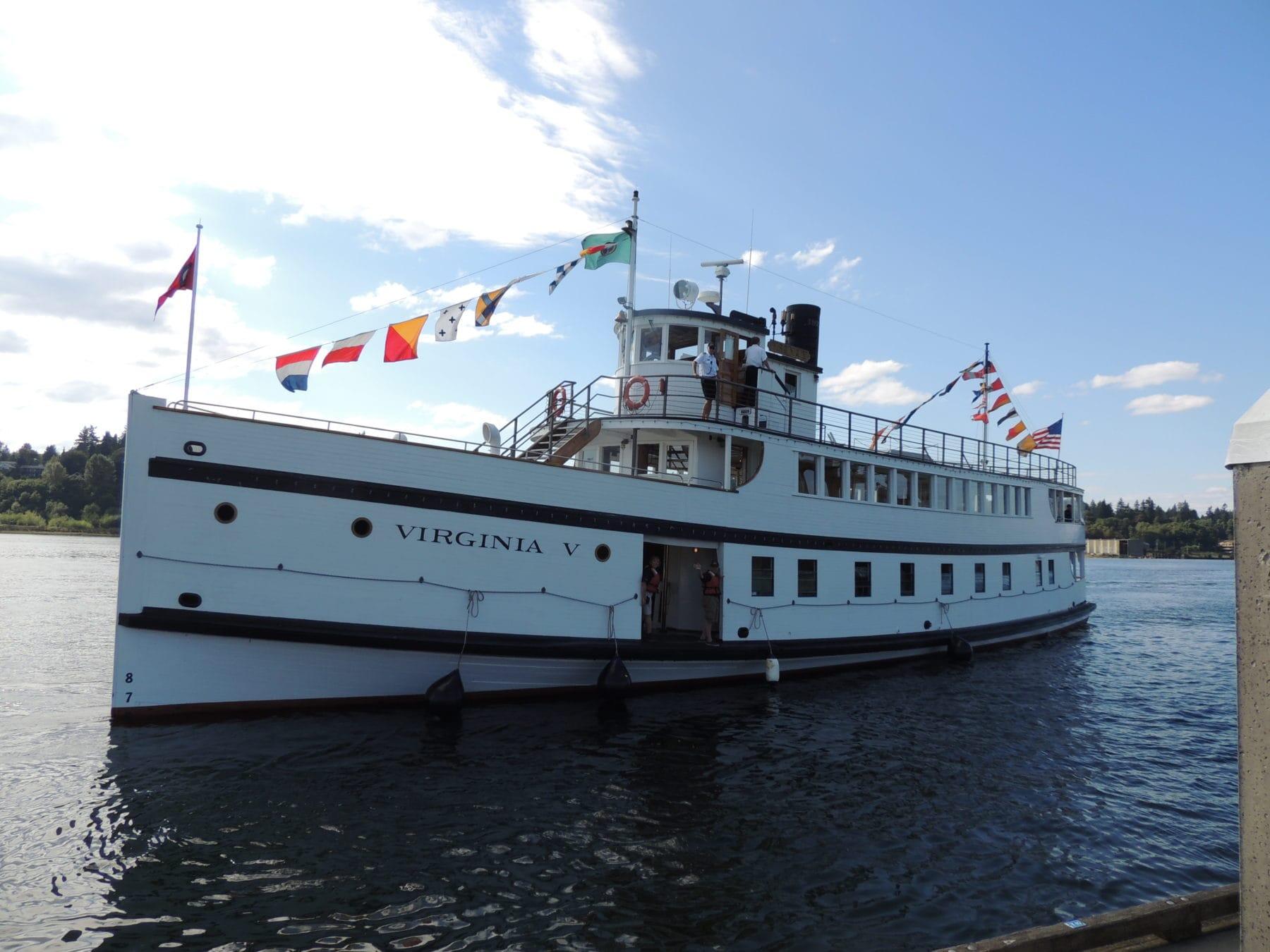 virginia v steamer charters seattle