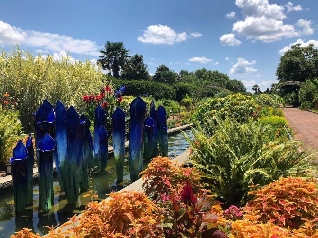 charlotte north carolina wedding venue daniel stowe botanical garden