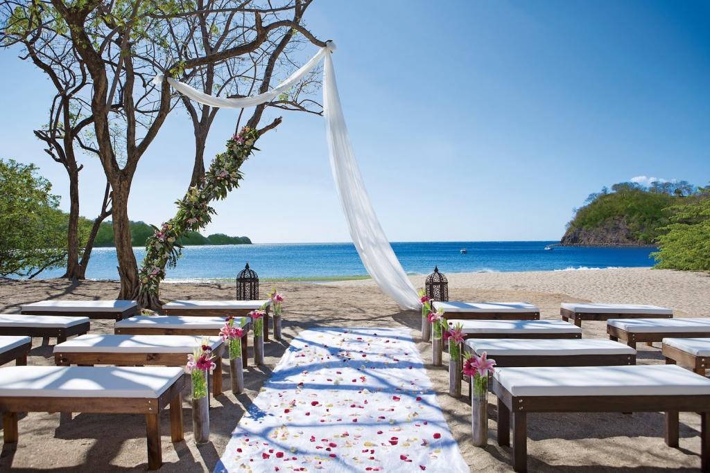 costa rica destination wedding dreams las mareas