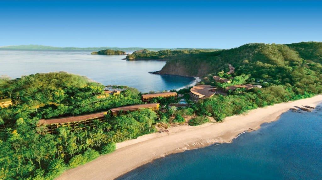 costa rica destination wedding four seasons resort