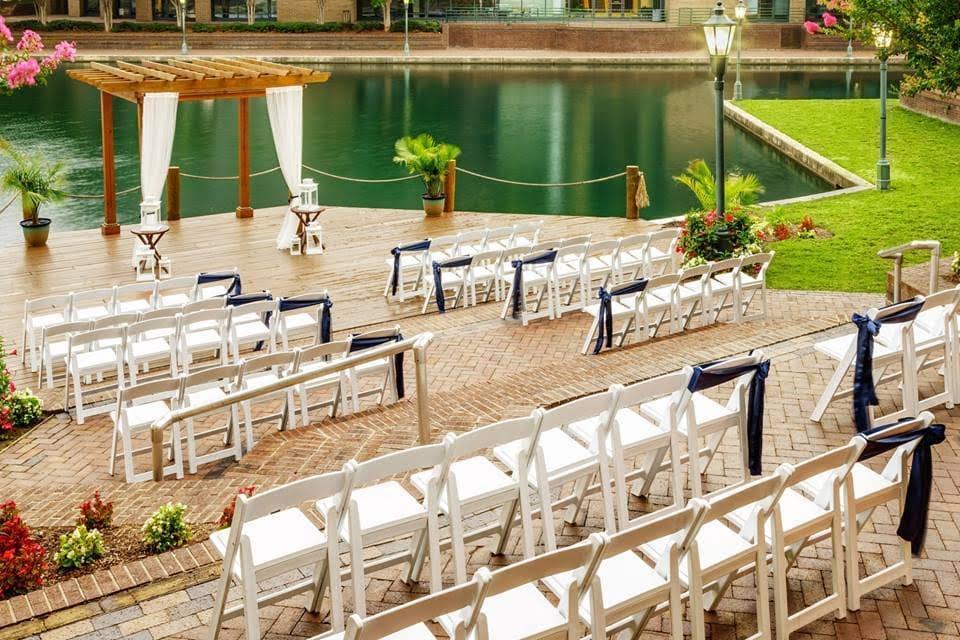 charlotte north carolina wedding venue hilton