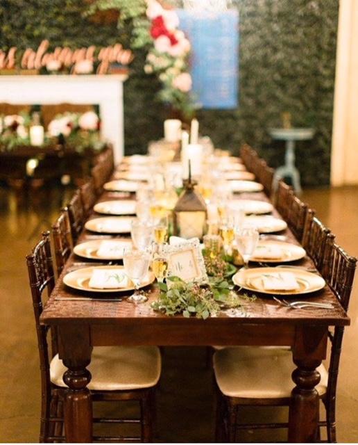 palm springs wedding venue vintage rose