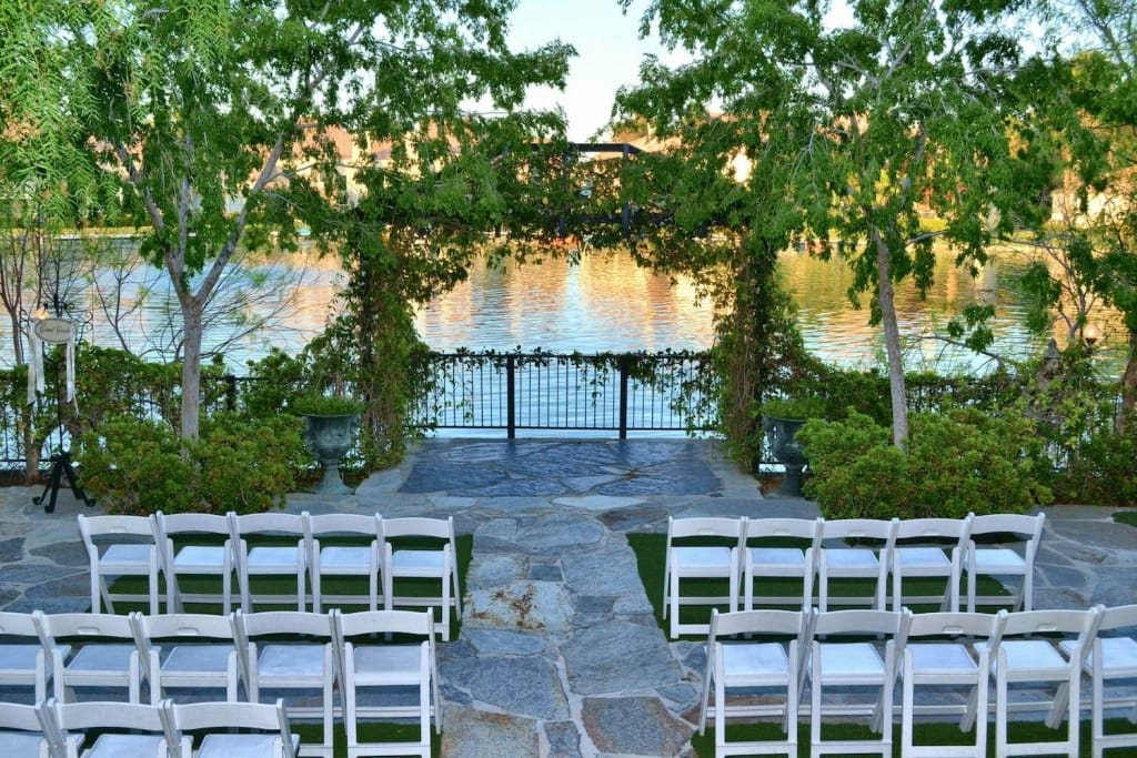 lakeside weddings ceremony las vegas