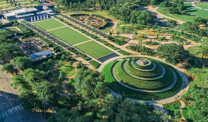 proposal idea houston mcgovern centennial garden