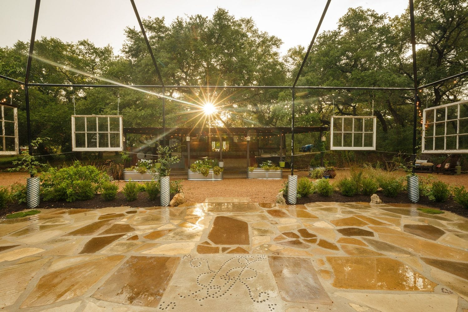 rambling rose ranch austin wedding venue