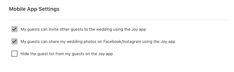mobile app options