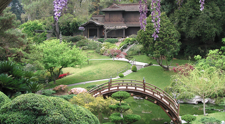 huntington botanical gardens proposal