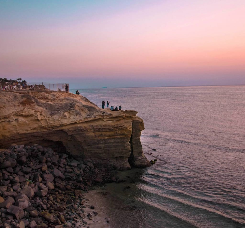 san diego proposal sunset cliffs