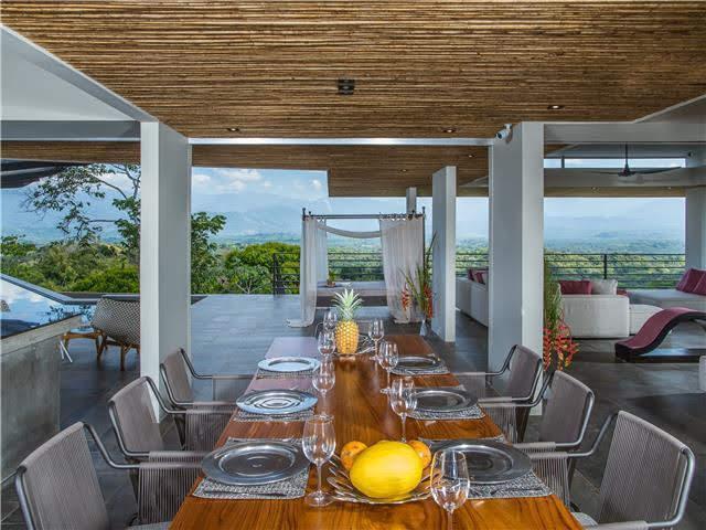 costa rica destination wedding manuel antonio estates