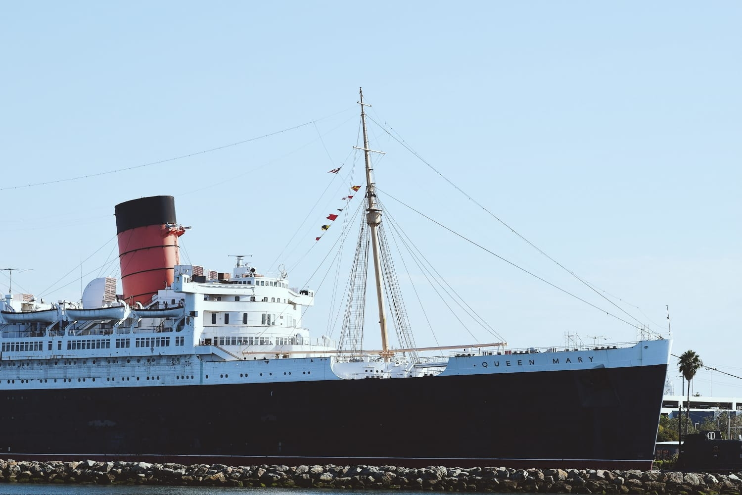 queen mary proposal
