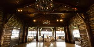 rustic wedding venue san francisco log cabin