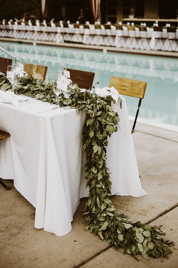 palm springs wedding venues pool