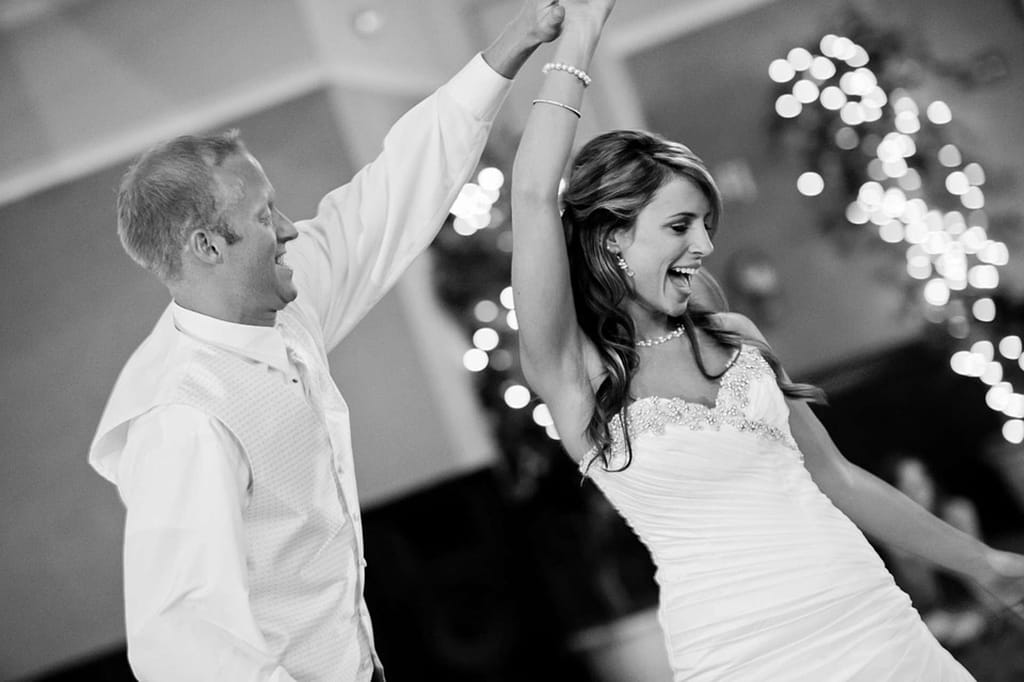 How much of my total wedding budget should I spend on my wedding DJ entertainment?