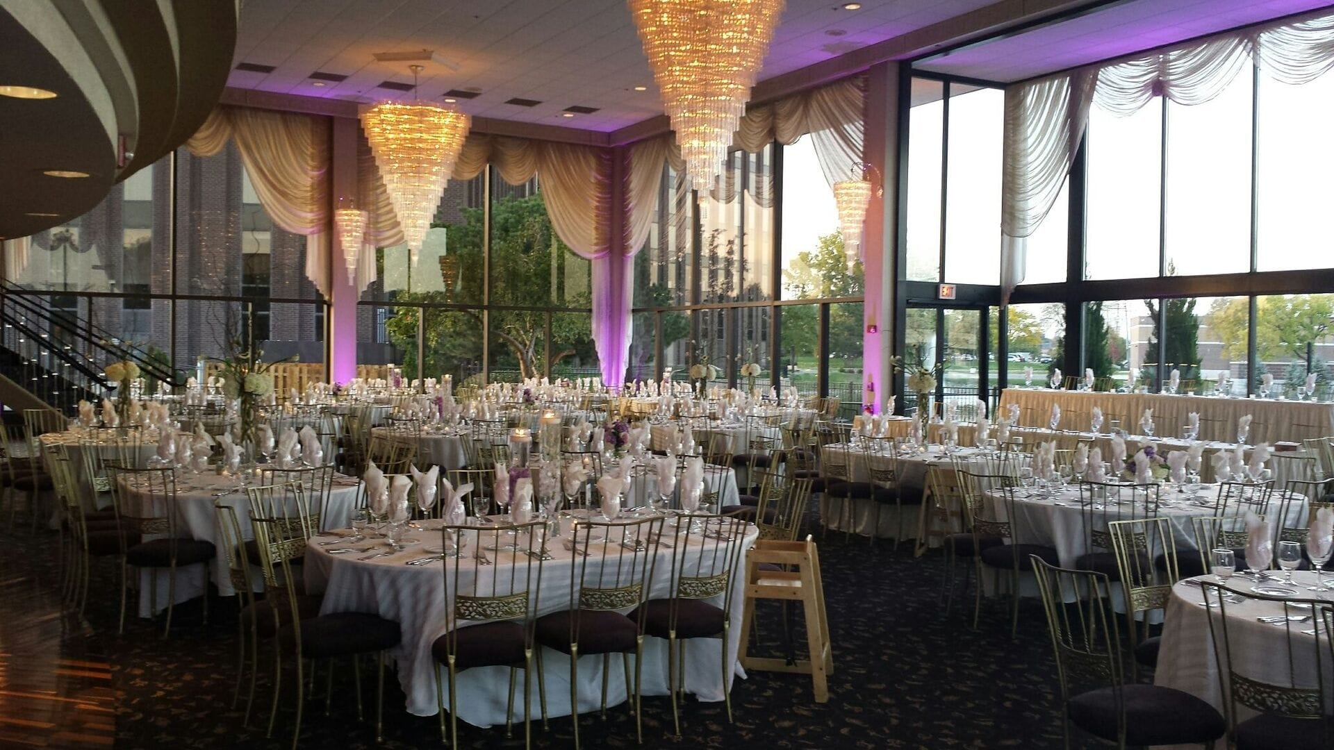 victoria in the park chicago suburbs wedding venue