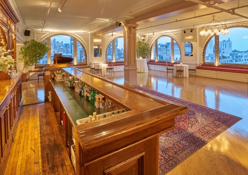 wedding venues in manhattan penthouse