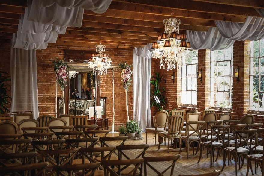 small wedding venues LA