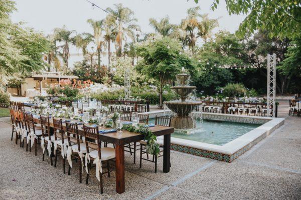 unique los angeles wedding venues river garden