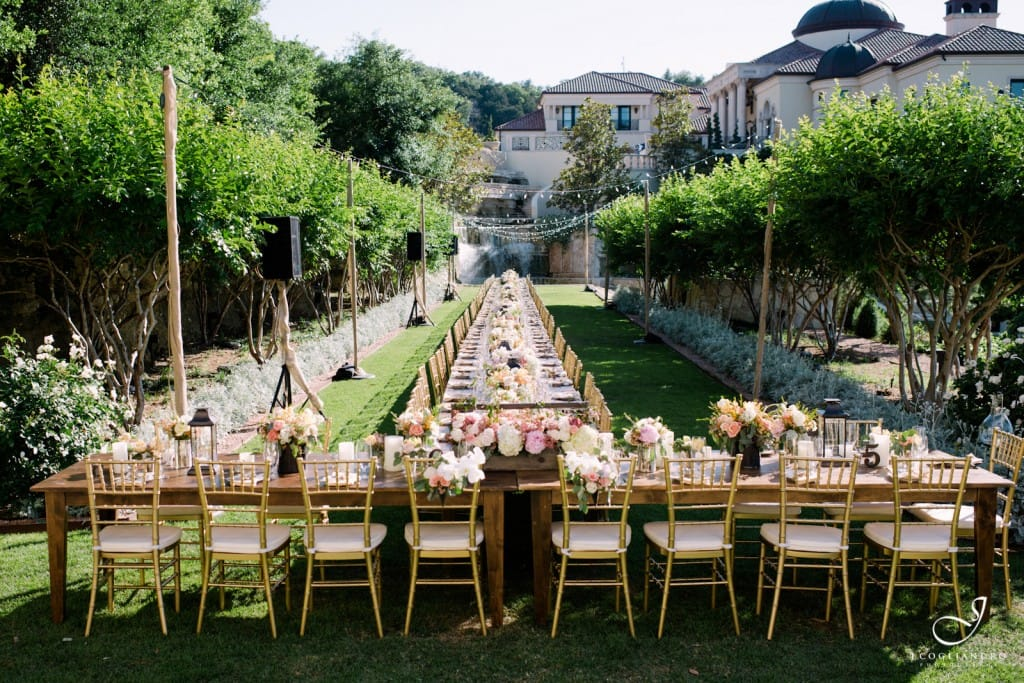 villa del lago events austin wedding venue