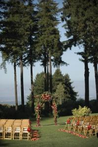 rustic bay area wedding venue