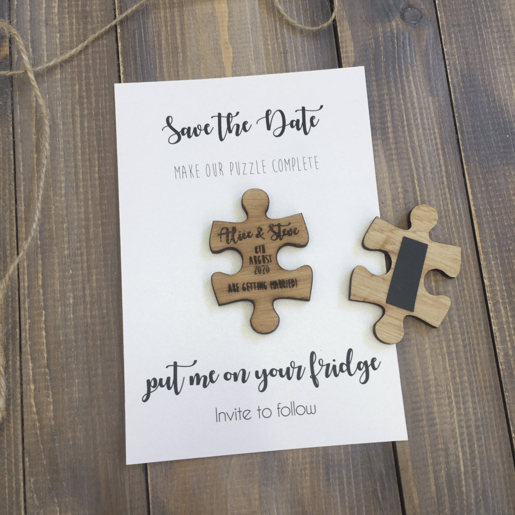 31 Creative Save The Date Ideas You Ll Want To Order Now Joy
