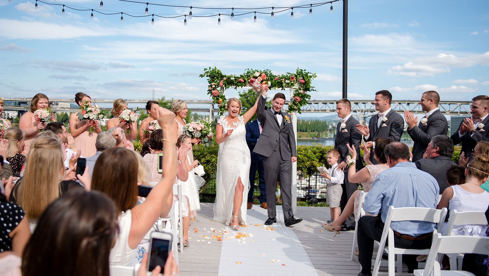 kimpton riverplace hotel wedding
