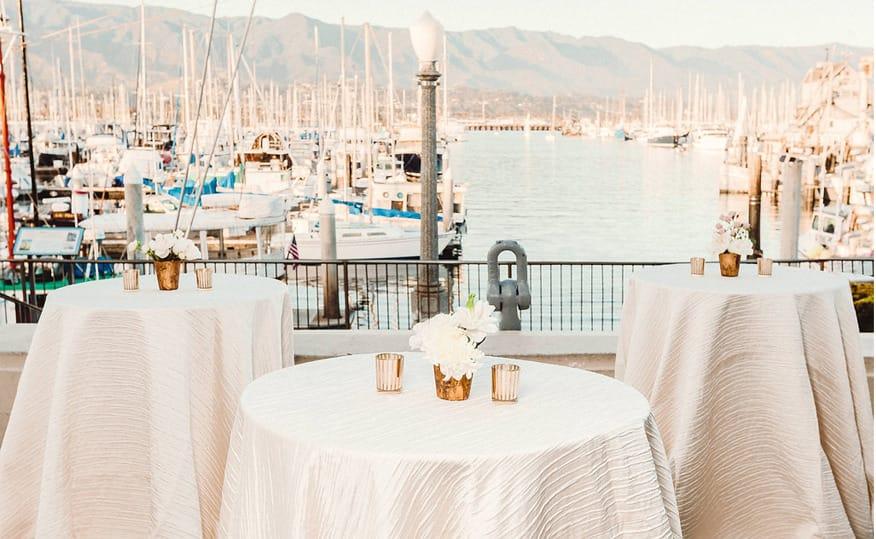 santa barbara maritime museum wedding