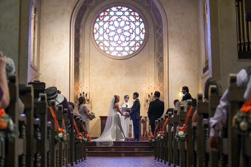 unitarian society santa barbara wedding