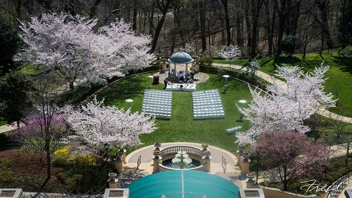 omni shorem house dc wedding venue