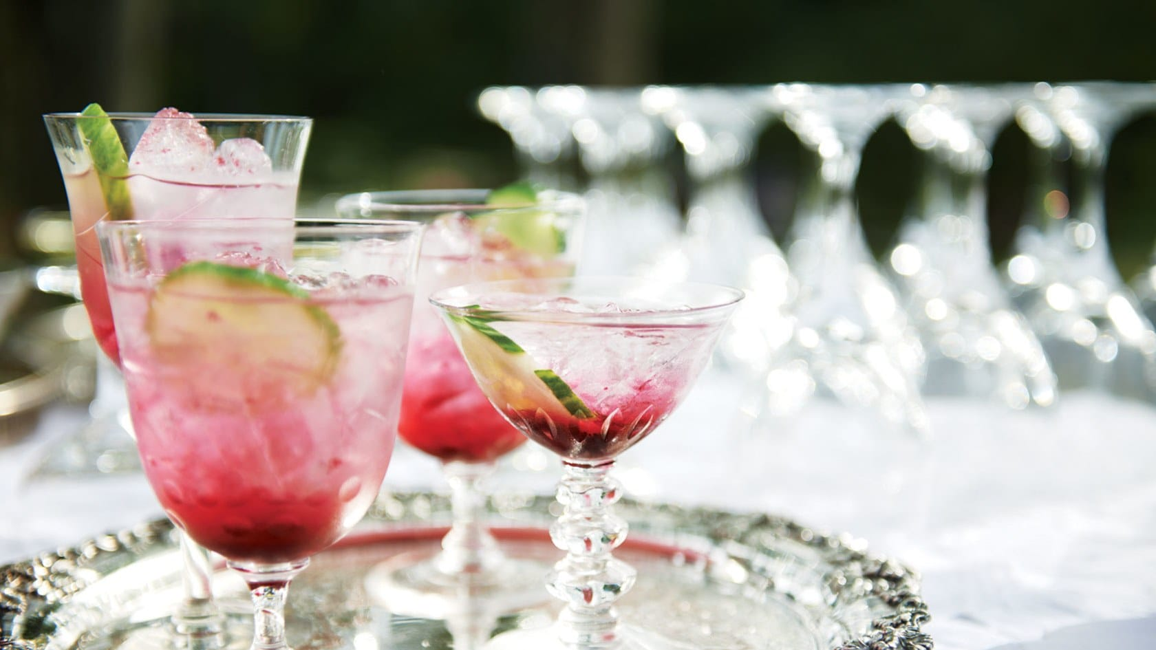wedding cocktail hour catering ideas