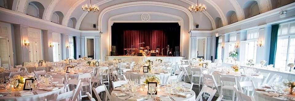 woman's club of evanston chicago suburbs wedding venue