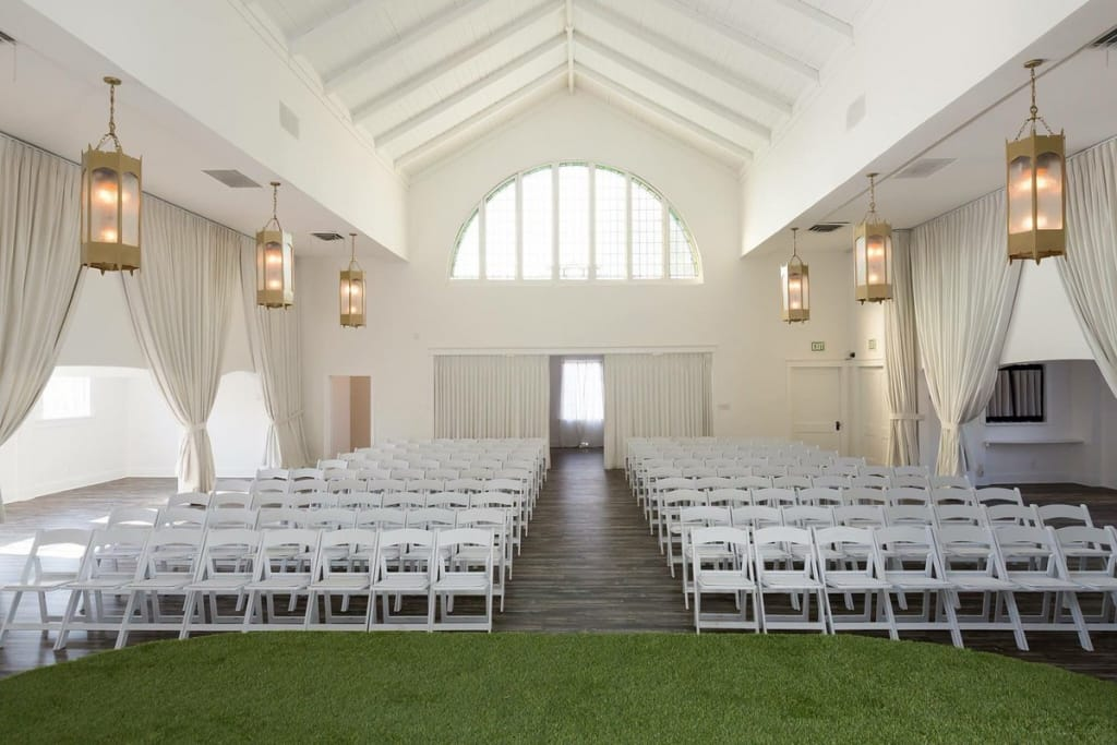york manor highland park la wedding